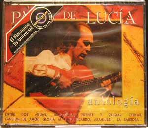 Paco De Lucia - Antologia