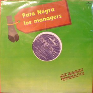 Pata Negra - Los Managers