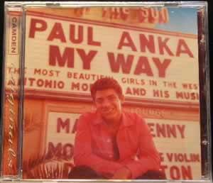 Paul Anka - My Way