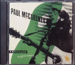 Paul McCartney - Unplugged (The Official Bootleg)
