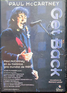 Paul McCartney - Get Back