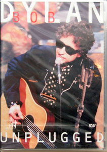 Bob Dylan - DVD Unplugged