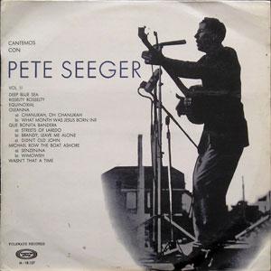 Peter Seeger - Cantemos Con