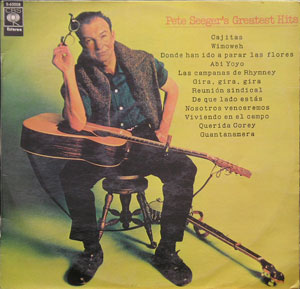 Peter Seeger - Greatest Hits