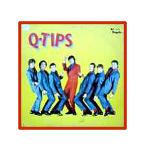 "Q. Tips - LP 12"" - Paul Young."