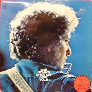 Bob Dylan - Greatest Hits Vol II