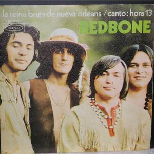 Redbone - La Reina Bruja De Nueva Orleans