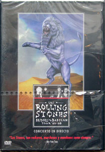 Rolling Stones - Bridges to Babylon DVD