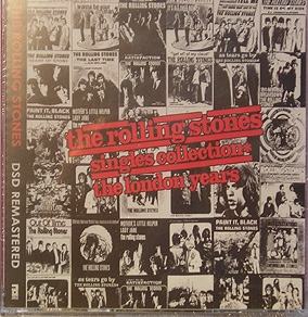 Rolling Stones - Singles Collection / The London Years