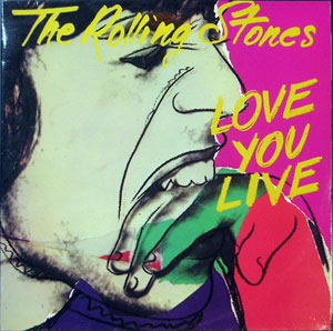 Rolling Stones - Love You Live, 2LP