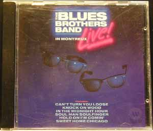 Blues Brothers Band - Live! In Montreux
