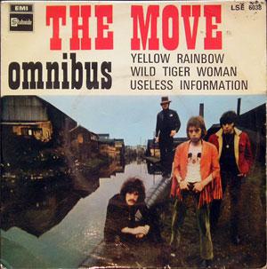 Move, The - Omnibus- EP 4 Temas,
