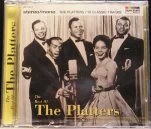 Platters, The - The Best Of