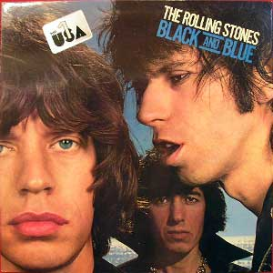 Rolling Stones - Black And Blue, LP