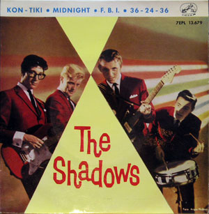 Shadows - Kon Tiki