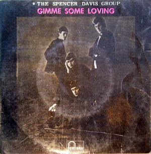Spencer Davis Group - Gimme Some Loving, EP
