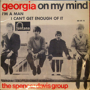 Spencer Davis Group - Georgia On My Mind