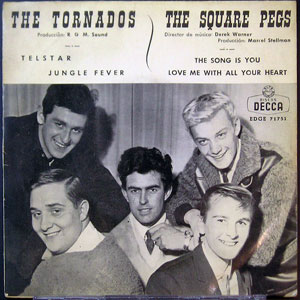 Tornados &  Square Pegs - Telstar