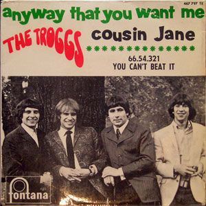 Troggs, the - Anyway That You Want Me