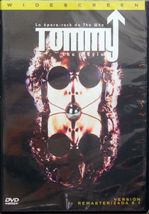 Who, The ‎– Tommy The Movie