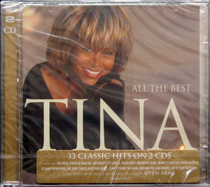 Tina Turner - All The Best
