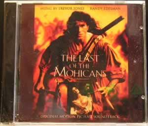 El Ultimo Mohicano - Trevor Jones