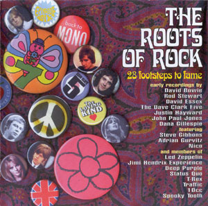 The Roots Of Rock - 28 Footsteps To Fame