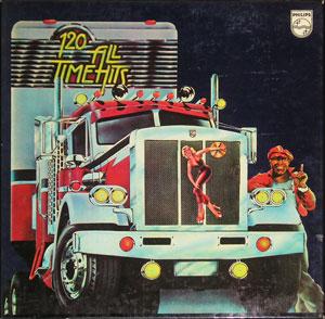 120 All Time Hits - Box 8 LP