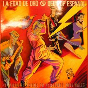La Edad De Oro Del Pop Español - 3LP