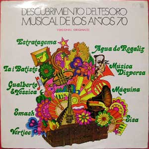 Descubrimiento Del Tesoro Musical De Los Años 70 - LP