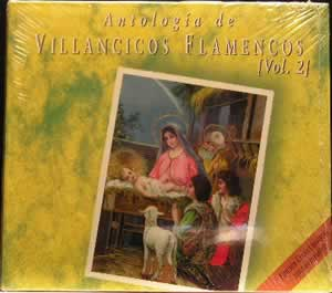 Villancicos Flamencos - Antología