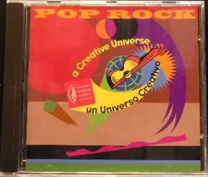 POP ROCK UN UNIVERSO CREATIVO