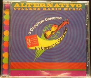 Alternativo College Radio Music - Recopilación Promocional