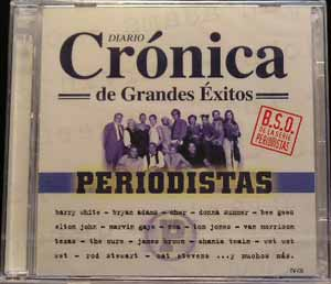 CRONICA DE GRANDES EXITOS. PER