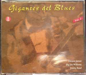 GIGANTES DEL BLUES. VOL.2