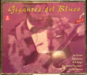Gigantes del Blues, Vol 1
