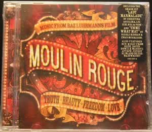 Moulin Rouge - BSO