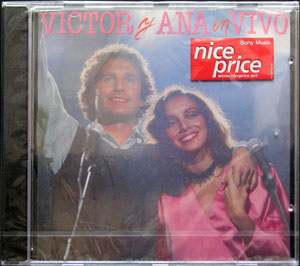 Ana Belen Y Victor Manuel - En Vivo