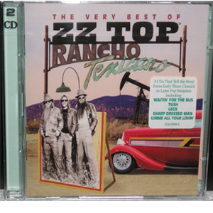 ZZ Top - Rancho Texicano, the very best of