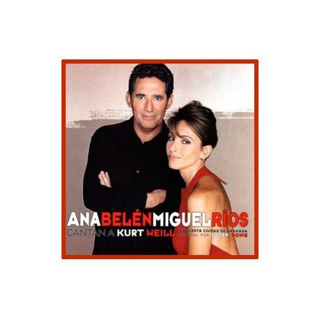 Ana Belén & Miguel Ríos with Orquesta Ciudad de Granada – Cantan a Kurt Weill