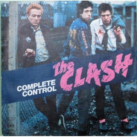 Clash The - Complete Control