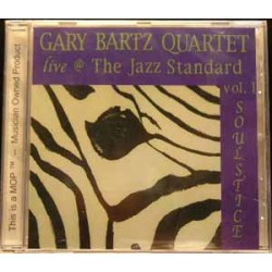 Gary Bartz - Live @ the Jazz Standard