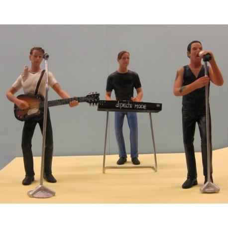 Depeche Mode - Figuras