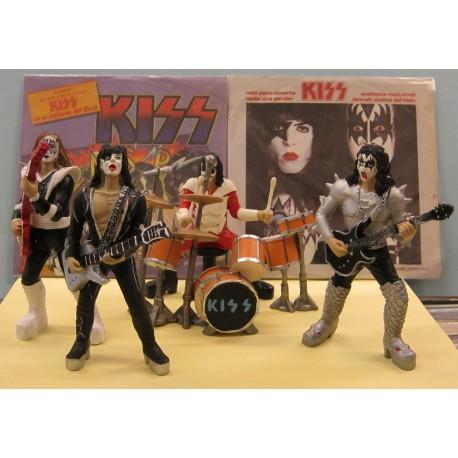 Kiss - Figuras