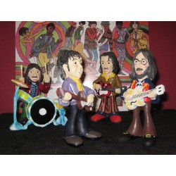 Beatles,The - Figuras