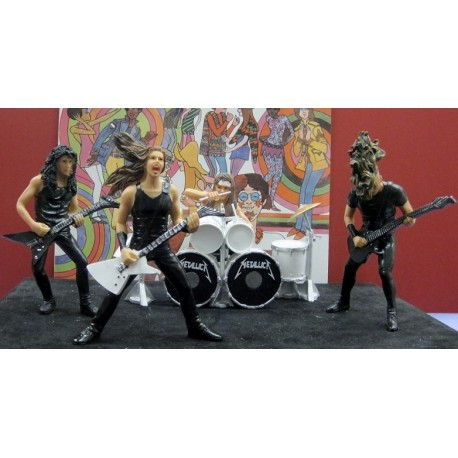 Metallica - Figuras