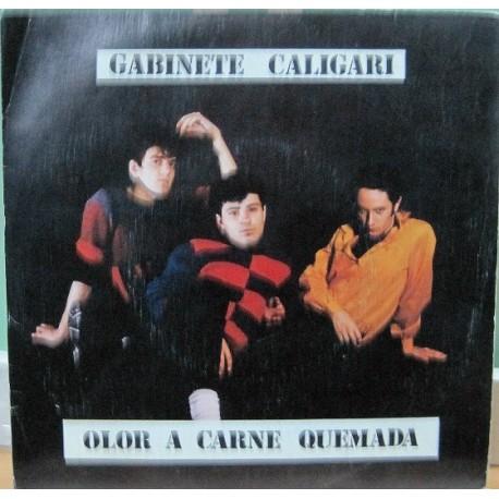 Gabinete Caligari - Olor A Carne Quemada