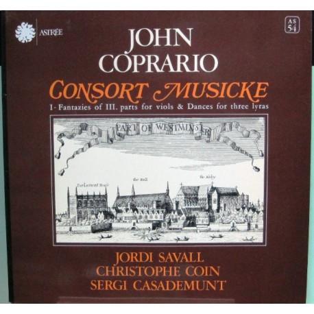 Jordi Savall -  Consort Musicke