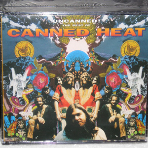 Canned Heat - Uncanned, The Best Of