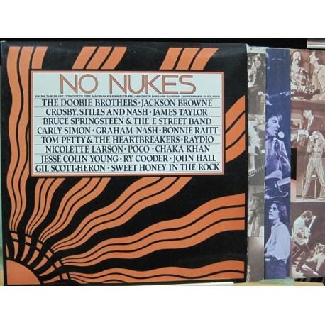 No Nukes - 3LP